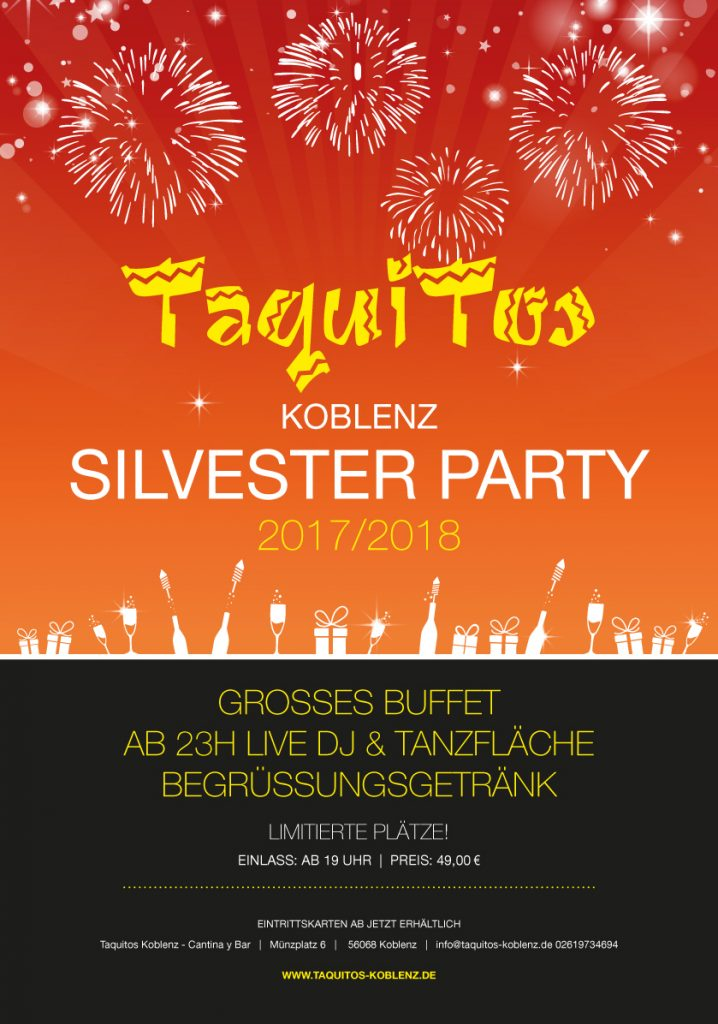 Silvester single party koblenz